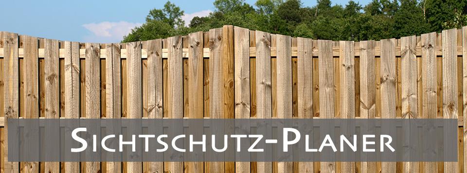 Sichtschutz Aus Holz Gartenzaun Bauen | Möbelideen